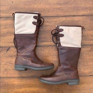 UGG ELSA Waterproof Women's Boots size 7.5